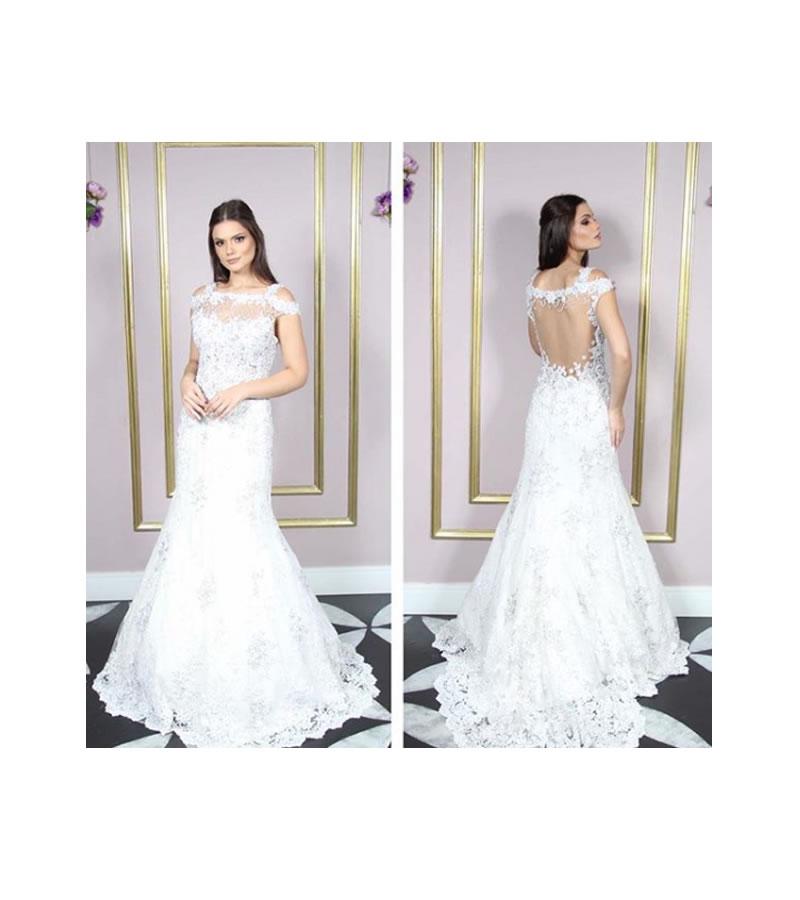 Vestido de aluguel para noivas atelier de alto padrão
