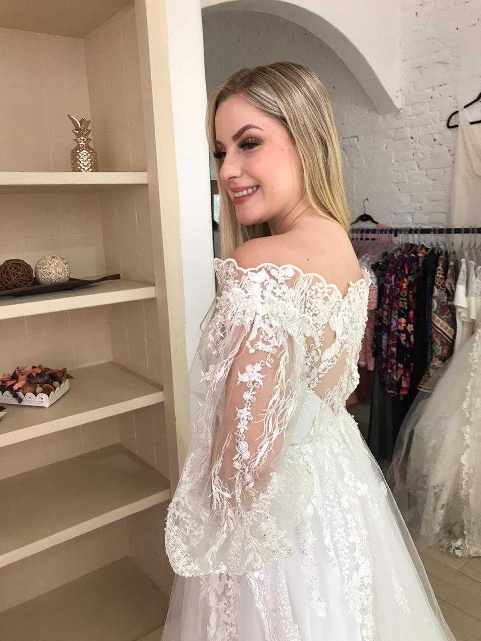 Muitas ideias para vestidos de festa atelier em São Paulo