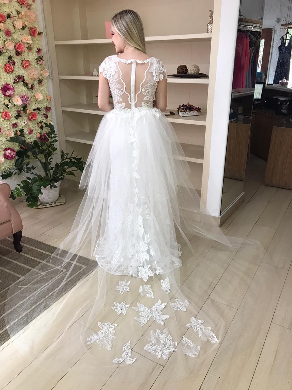 Muitas ideias para vestidos de noiva em São Paulo