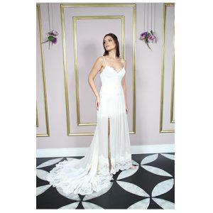Atelier de vestido de noivas alta costura jovem competente