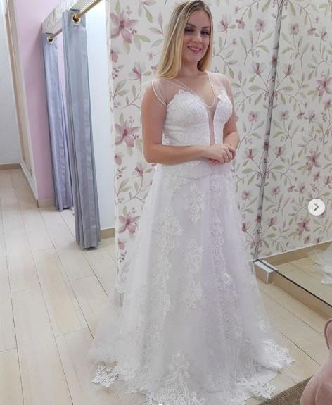 Alugar vestido de noiva na zona leste de São Paulo