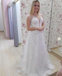 Você do Centro conheça meus vestidos de noivas