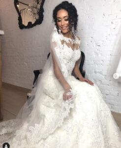 vestido de noiva sensualidade e doçura ao mesmo tempo